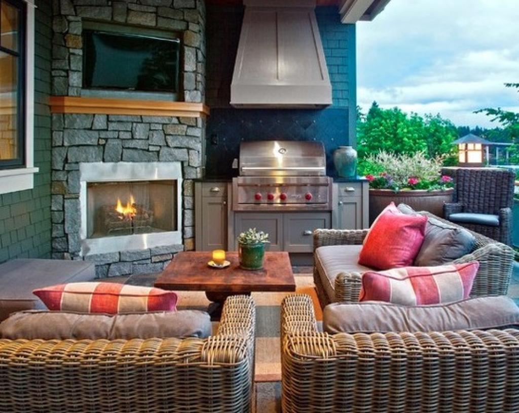 12 idées pour vous inspirer à décorer votre patio! incroyable ...