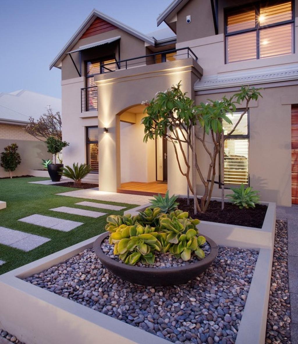 Voici 10 merveilleuses idées d'aménagement paysager!   les maisons