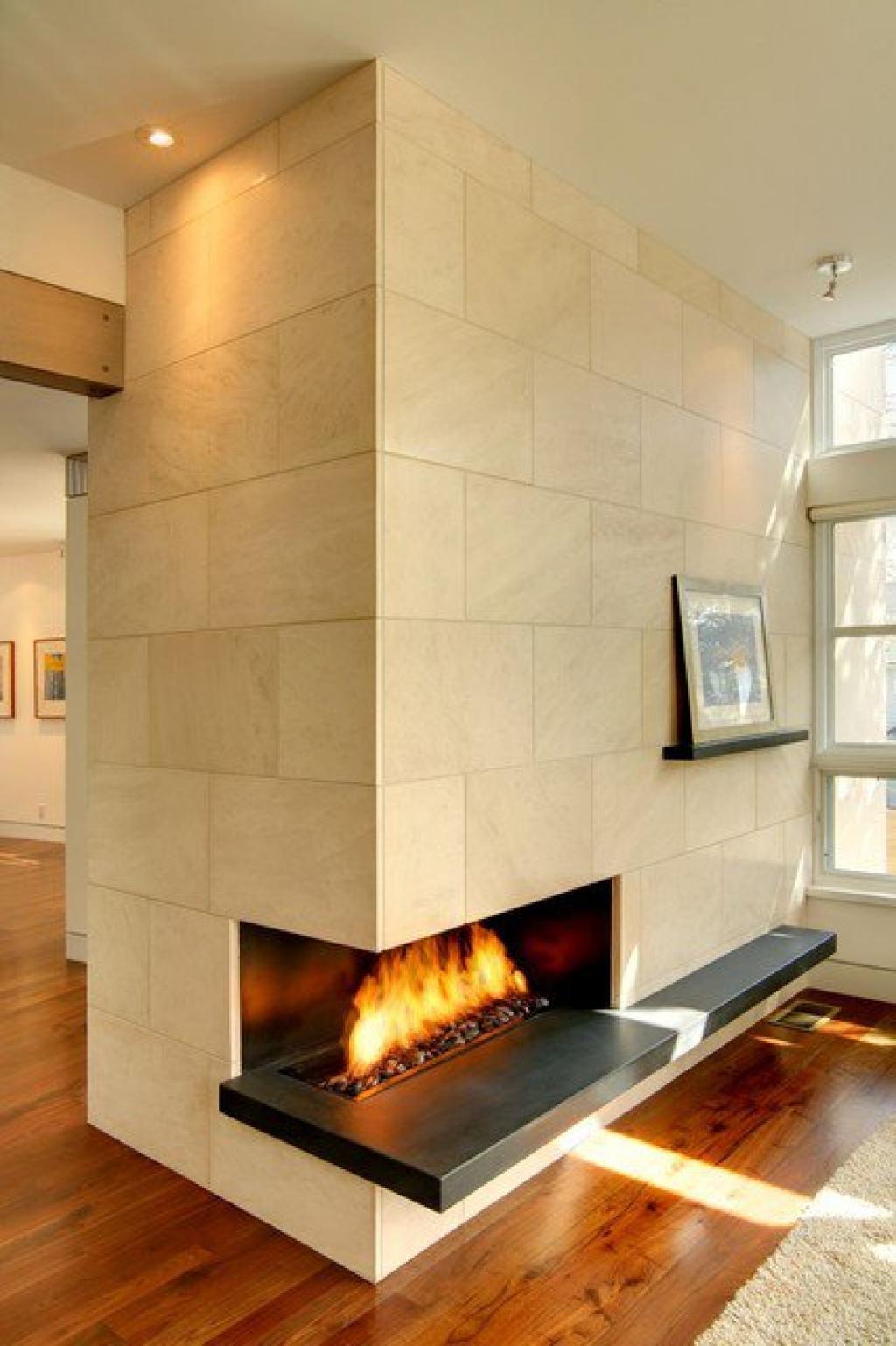 25 foyers sublimes devant lesquels on aimerait bien se réchauffer ...