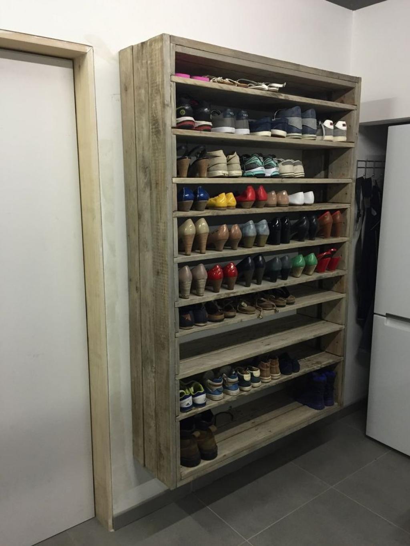 Fini les chaussures qui traînent partout! 10 bonnes idées pour les ...