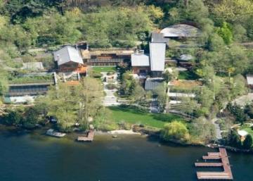 20 maisons de star outrageusement luxueuses