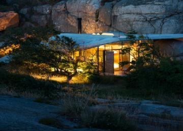 Bien caché entre les rochers, ce refuge mystérieux est l'endroit parfait pour s'évader