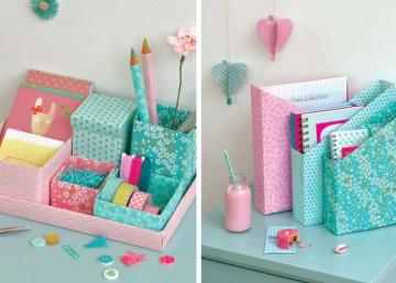 Apportez un touche d'originalité à votre maison avec du papier d'emballage!