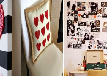 Mettez votre maison au parfum de la fête des coeurs en vous inspirant de ces petits projets thématiques amusants