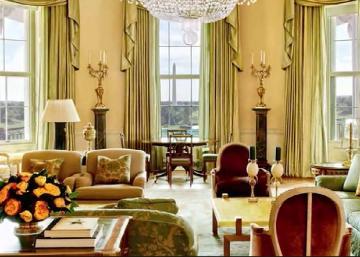 La Maison Blanche avant l'ère Trump: Offrez-vous un tour exclusif du quartier privé où vivait la famille Obama