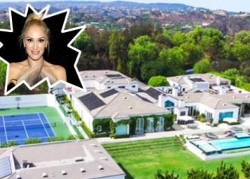 Voici la maison de Gwen Stefani! Elle vaut 35 millions de dollars!