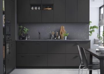 Vous ne devinerez jamais à partir de quoi sont fabriqués ces nouveaux cabinets de cuisine signés Ikea!