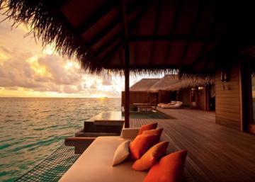 Le paradis se trouve aux Maldives, WOW!
