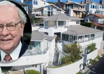 Warren Buffet vend sa maison de Laguna Beach pour 11 millions de $