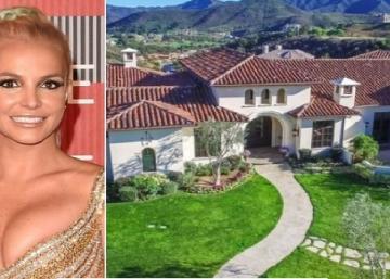 Un palace royal pour la princesse de la pop: Visitez le domaine hollywoodien de Britney Spears