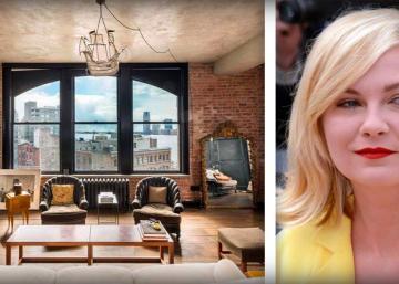 Vous voulez voir de quoi a l'air de loft de Kirsten Dunst? C'est votre chance!