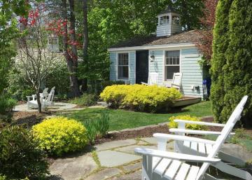 Relaxez dans ce petit cottage de rêve lors de vos prochaines vacances.