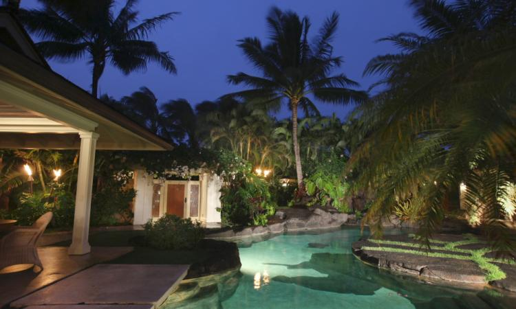 Visitez la maison d'Hawaï où les Obama passent leurs vacances!