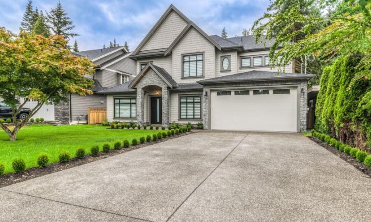 TOUT dans cette maison est de couleur blanche.... mais c'est très joli!!!