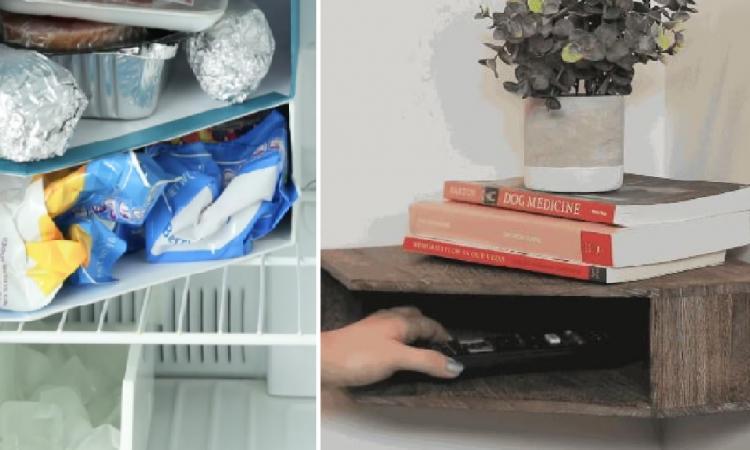 Ces porte-magazines se vendent à un prix dérisoire... Voyez comment ils peuvent vous être utiles partout dans la maison