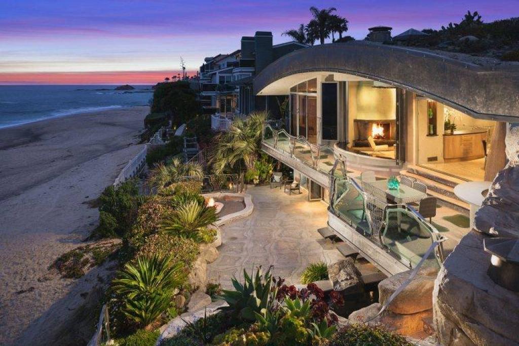 Admirez une maison de rêve construite dans un rocher! - Images - Les ...