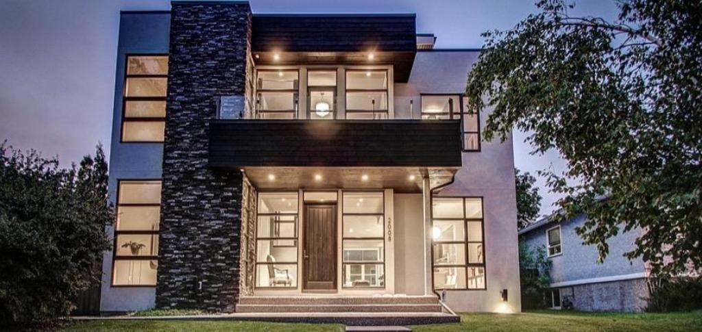 Bekannt Cette maison moderne est trop parfaite!!! - Les Maisons GD83