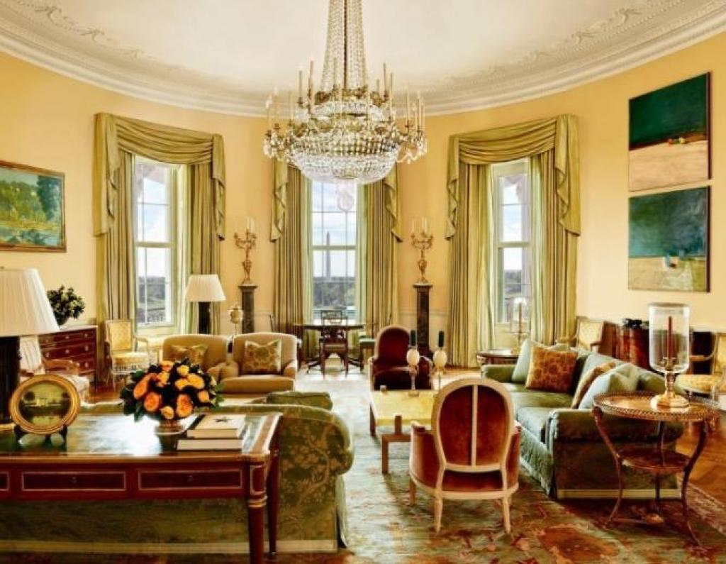 Des photos exclusives de l\'intérieur de la Maison-Blanche!! Futur ...