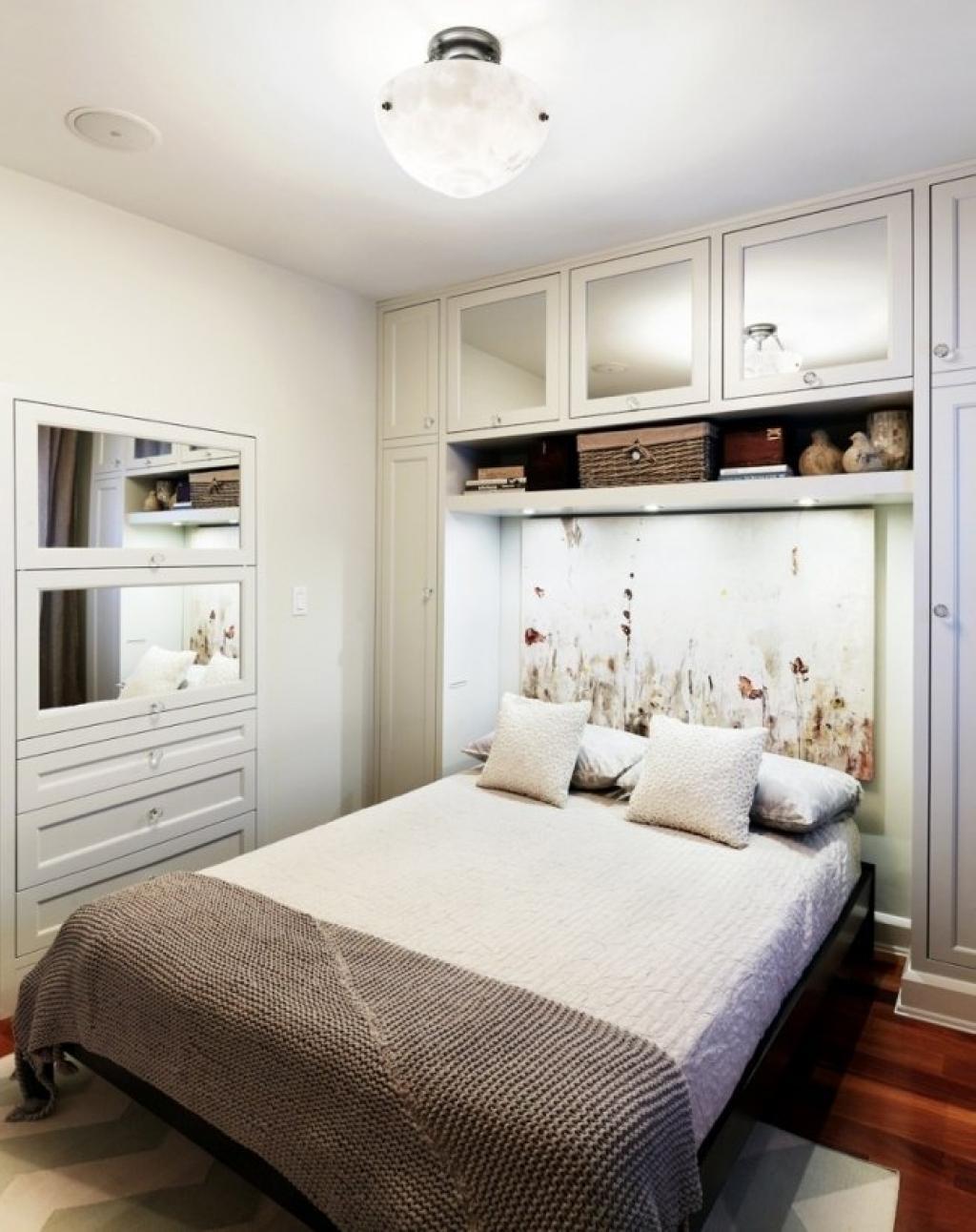 12 bonnes idées pour aménager une petite chambre tout en créant ...