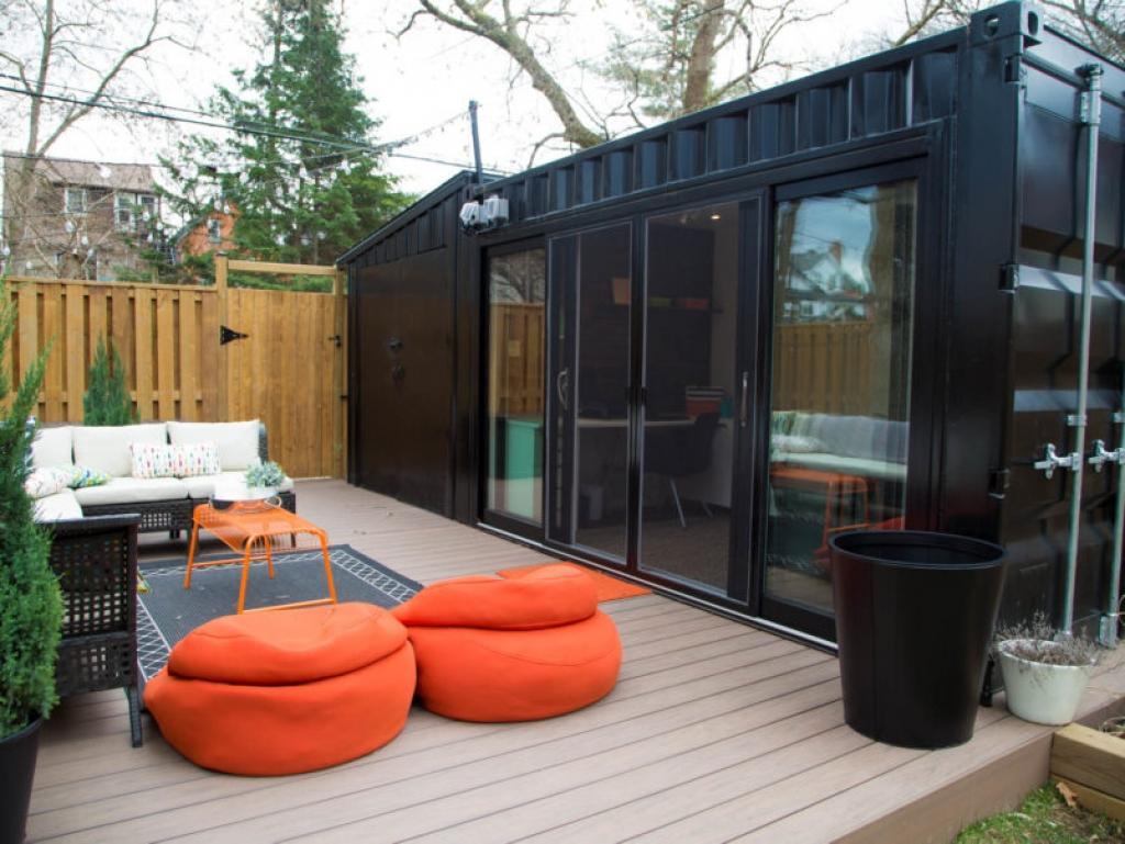 Conteneur Maison A Vendre à pas assez d'espace pour un bureau à la maison? inspirez-vous de l