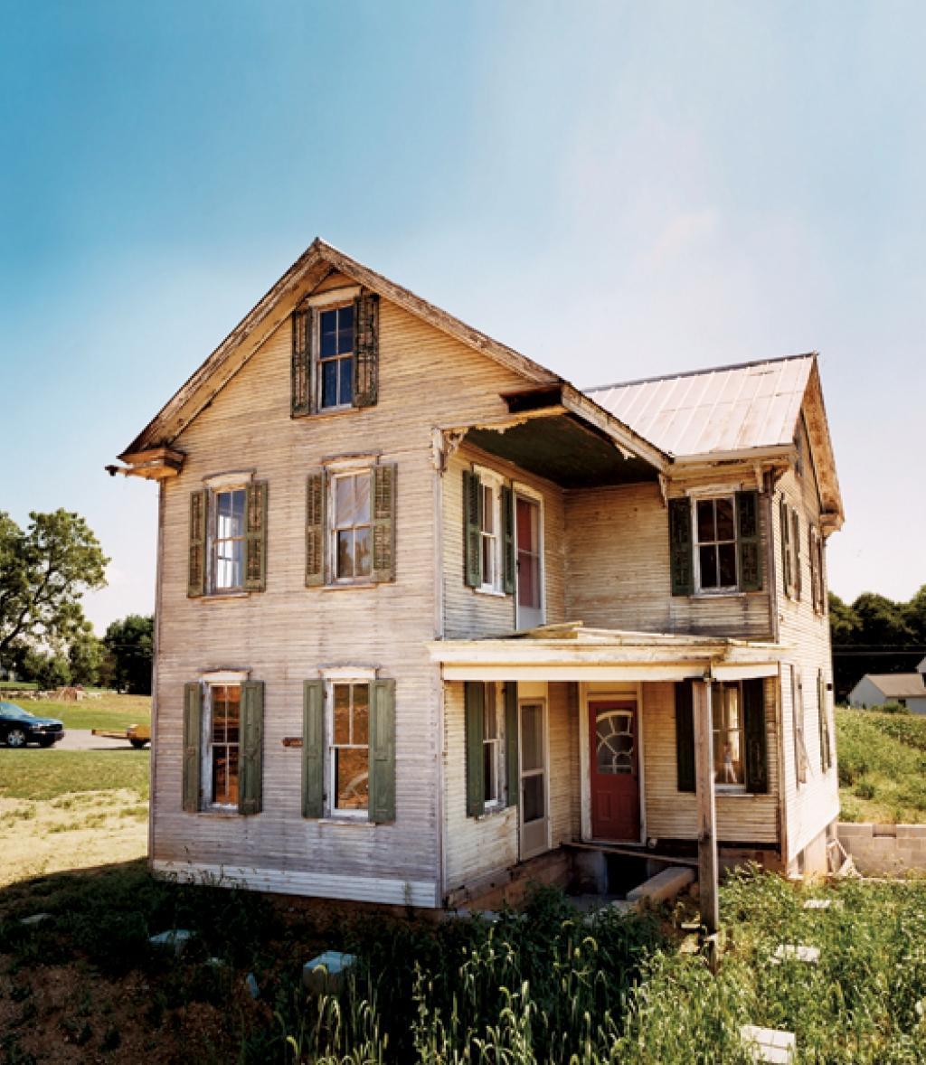 Comment une maison aussi laide peut-elle redevenir aussi belle ... - Maison Rénovée Avant Après