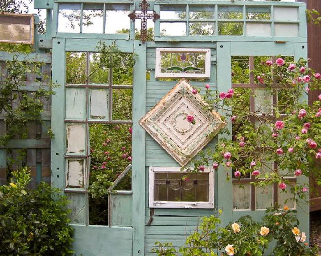 20 merveilleuses idées pour décorer votre jardin avec une ...