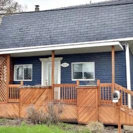Vous cherchez une maison à la campagne? Celle-ci est à vendre pour 164 500 $!