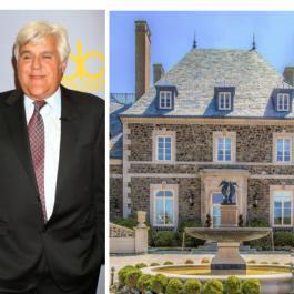 Visitez le nouveau cadeau que Jay Leno vient de s'acheter; une maison de 13.5 millions!