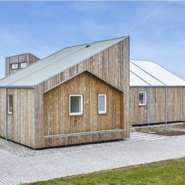 Voici la première maison construite à partir de déchets agricoles!