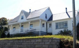Cette maison de campagne est à vendre pour seulement 40000$ et elle n'a pas besoin de rénovations!