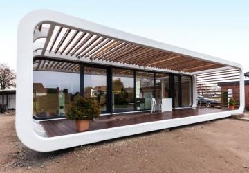 Les 5 plus «cool» maisons préfabriquées que vous pouvez commander dès maintenant!