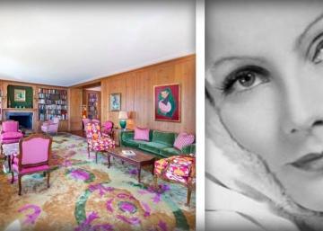 À vendre à New-York pour 6 millions! L'ancien et somptueux appartement de la LÉGENDAIRE Greta Garbo!!