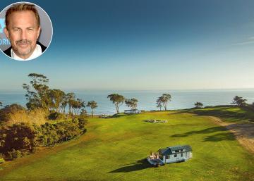 Maison sur le bord de la mer à vendre à 60 millions! C'est celle de Kevin Costner!!!