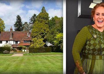 La chanteuse Adele en a assez de la vie de star et devient proprio de ce paisible cottage!!