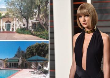 Enfin une BONNE NOUVELLE pour la maison de Taylor Swift à Beverly Hills!!!