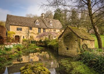 Un seul mot pour décrire ce cottage champêtre: surnaturel! C'est comme vivre dans un conte de fées!
