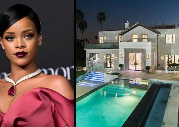 Rihanna vient d'acheter cette splendide maison... Elle vaut ses 6,8 millions, croyez-moi!