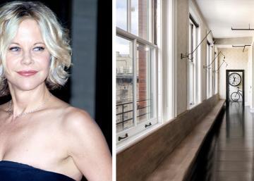 L'actrice chouchou de Hollywood, Meg Ryan, vend son condo de New York... Il est à couper le souffle!