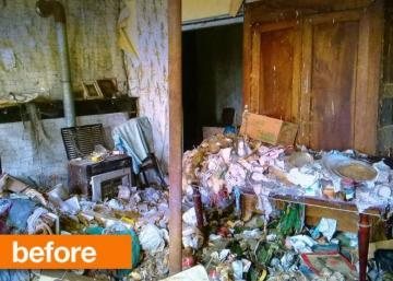Ils achètent ces ruines inhabitables pour 1 Euro: aujourd'hui, cette maison fait des jaloux!