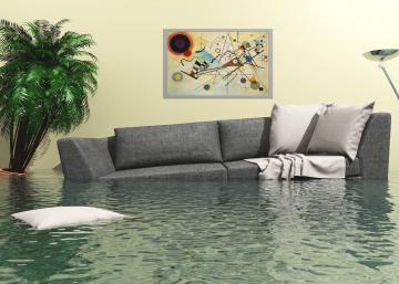 L'eau et votre maison ne font pas toujours bon  ménage : voyez comment vous protéger!