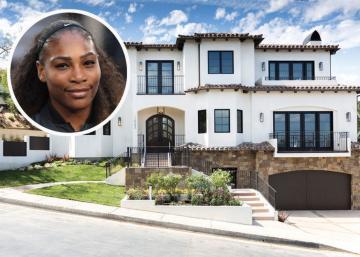 Serena Williams s'est acheté une nouvelle maison. Visitez sa superbe demeure.