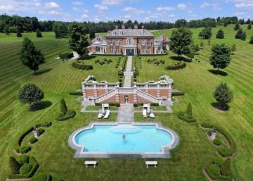 Ce domaine est à vendre pour presque 10 millions de dollars; ça vous impressionne?