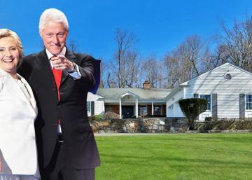 Comment trouvez-vous la maison que Bill Clinton et sa femme ont achetée pour leur fille?