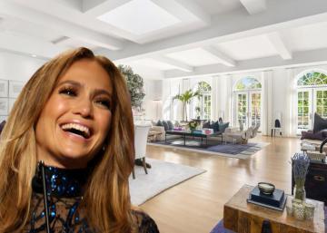 Jennifer Lopez vend son luxueux appartement de New York; une résidence incroyable!