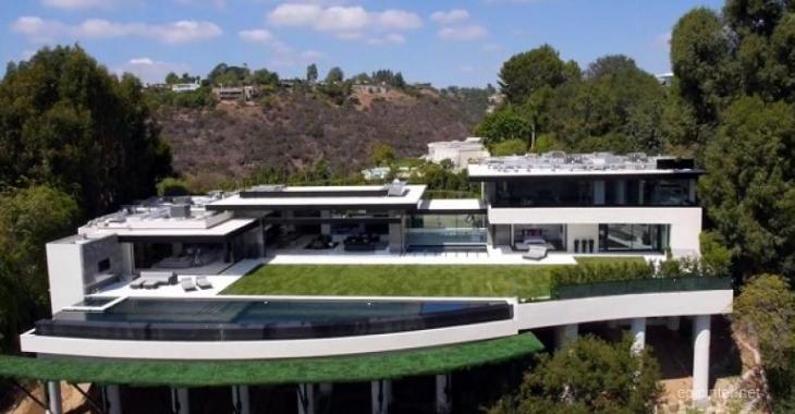 Une incroyable villa de luxe est à vendre à Los Angeles, attendez de ...