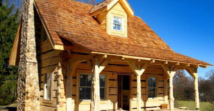 Cette maison est trop rustique ou superbe?