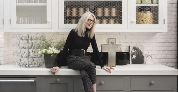 Saviez-vous que l'actrice Diane Keaton aimait rénover les vieilles maisons? Venez découvrir son dernier projet; sa propre maison!