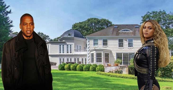 La maison où Beyoncé et Jay-Z ont passé plusieurs semaines durant l'été de 2012, est maintenant à vendre!