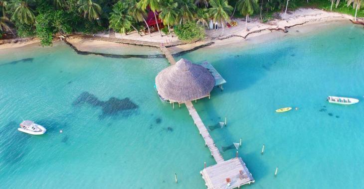 Pour 10 $ ce paradis tropical pourrait être à vous!