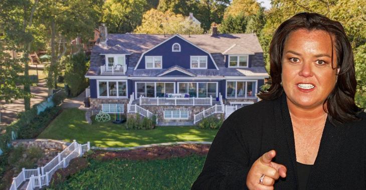 Rosie O'Donnell vend 5 de ses maisons!